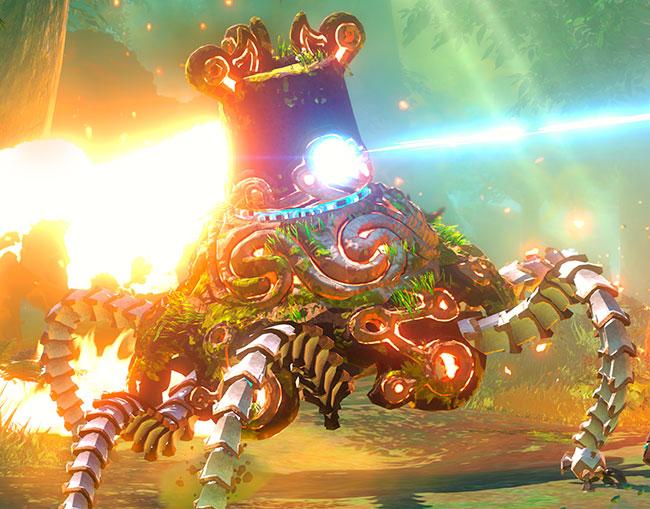 Zelda para Nintendo NX y Wii U el único título jugable de su E3 2016