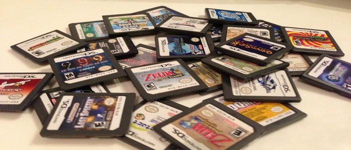 Nintendo habría dejado de producir cartuchos de Nintendo DS