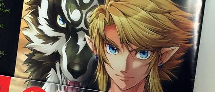 VIZ Media lanzará en los USA el manga de Twilight Princess