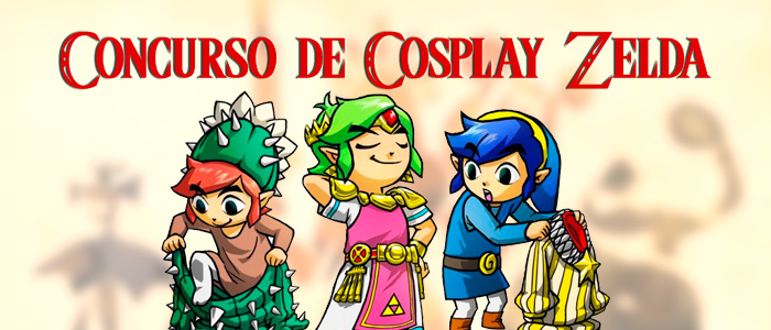 Concurso de Cosplay Zelda