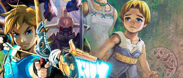 ¿Quién es el Link de Zelda U/NX?