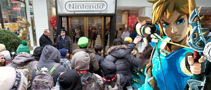 500 fans podrán probar Zelda U en Nueva York