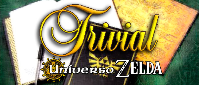 Trivial Zeldero de Universo Zelda