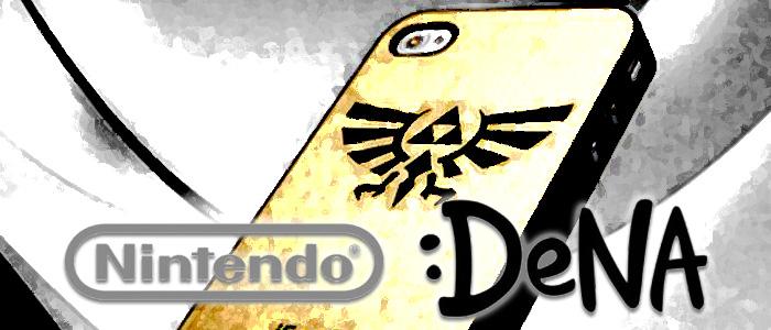 Nuevos juegos de Nintendo y :DeNA para smartphones