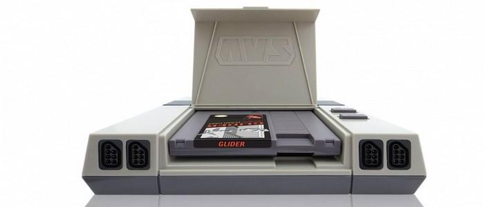 AVS, la NES con HDMI de retroUSB que se lanzará en verano