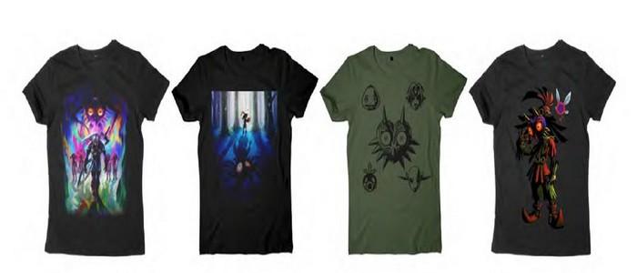Bioworld nos trae más ropa de Zelda, esta vez Majora's Mask
