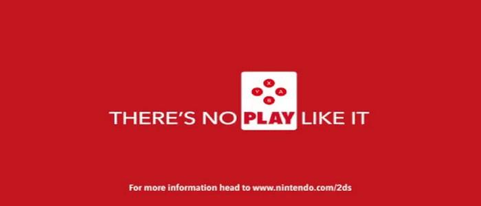 Nintendo estrena nuevo eslogan para su campaña publicitaria