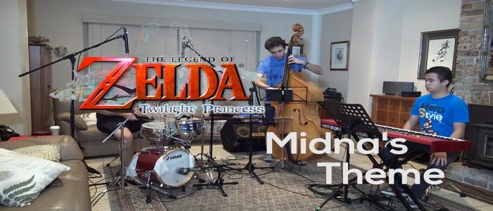 Versión jazz del tema de Midna de Twilight Princess por The Consouls