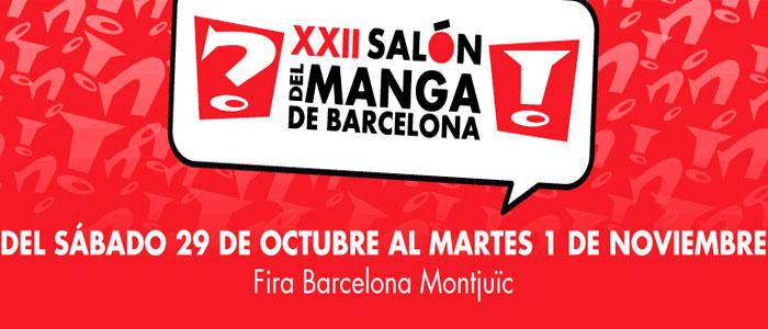 XXII Salón del Manga de Barcelona: más grande que nunca