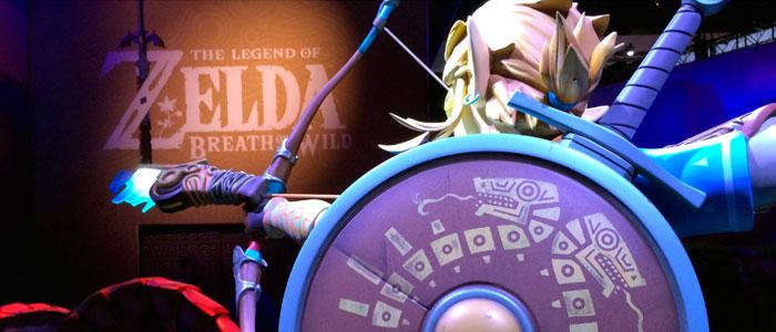El Estand de Breath of the Wild en el E3