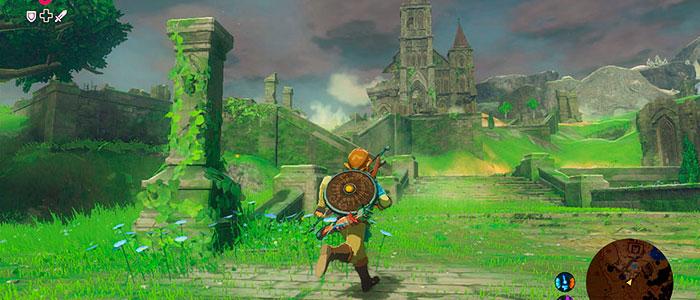 Nintendo muestra el Templo del Tiempo de Breath of the Wild en un bonito vídeo