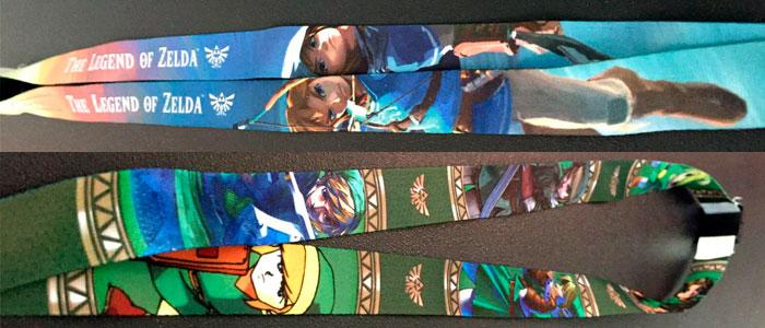 El cordón de acceso a la E3 2016 muestra imágenes de The Legend of Zelda