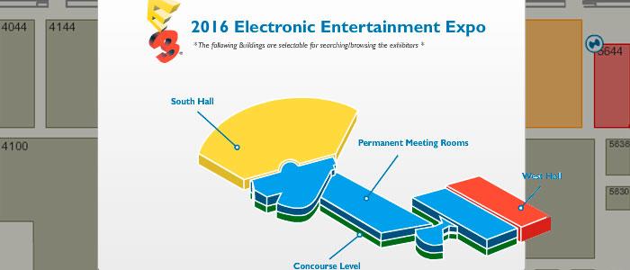 El espacio de Nintendo en el E3