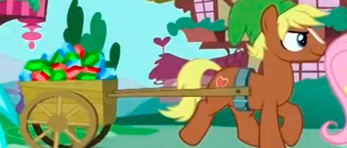 Link en My Little Pony
