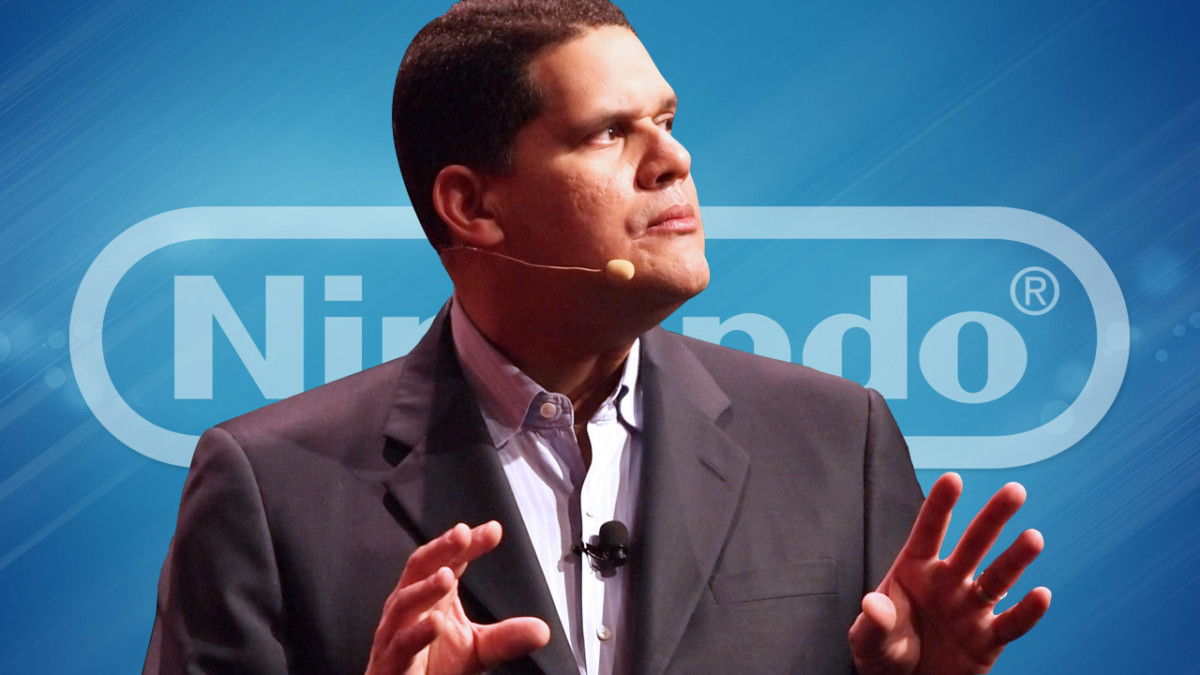 Reggie Fils habla sobre NX y aspectos de Breath of the Wild