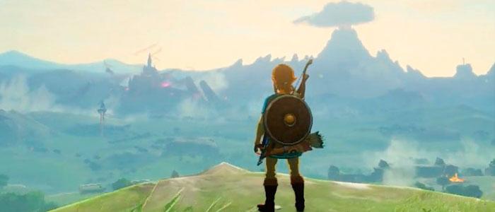 Hidemaro Fujibayashi es el director de The Legend of Zelda: Breath of the Wild
