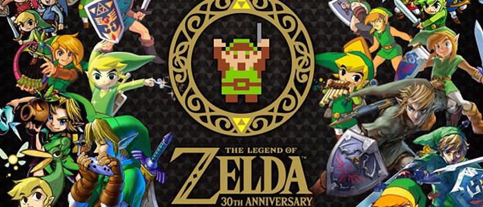 Ya a la venta las entradas para los conciertos del 30 aniversario de Zelda en Japón