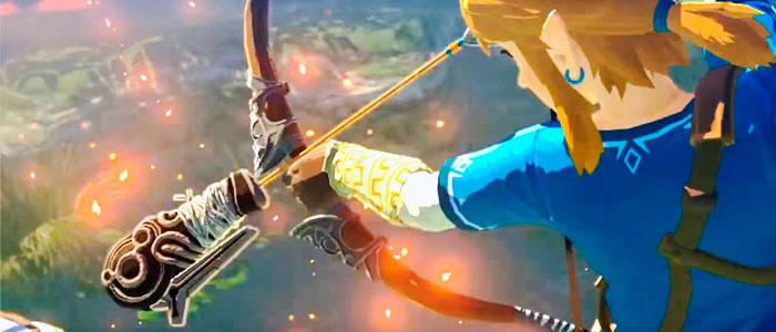 Tema principal y número de mazmorras en Zelda U