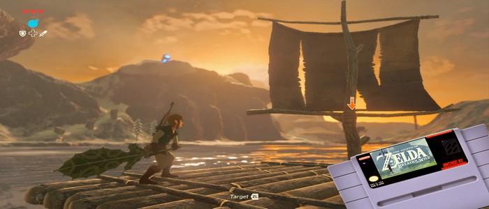 La marca registrada de Zelda Breath of the Wild apunta a que se lanzará en cartucho para NX