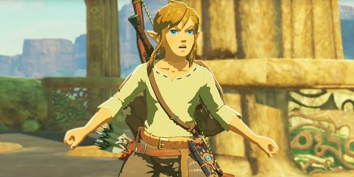 El nombre de Link no se podrá cambiar en Breath of the Wild