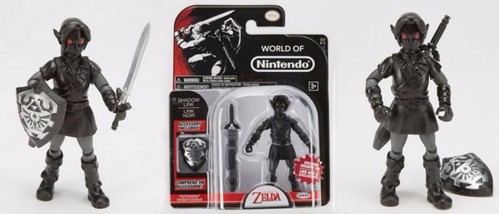 Nueva figura de Link Oscuro de la mano de la serie World of Nintendo