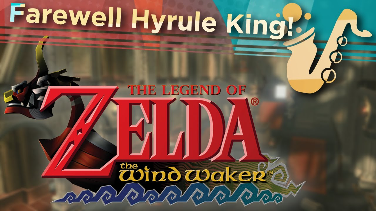 "Fantástico cover de ""Farewell Hyrule King"" de The Wind Waker"