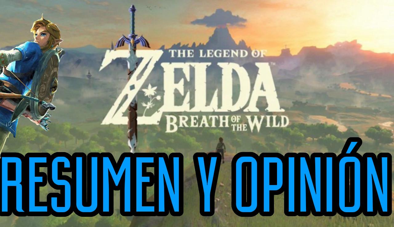 Resumen y opinión Treehouse Zelda Breath of the Wild (Vídeo)