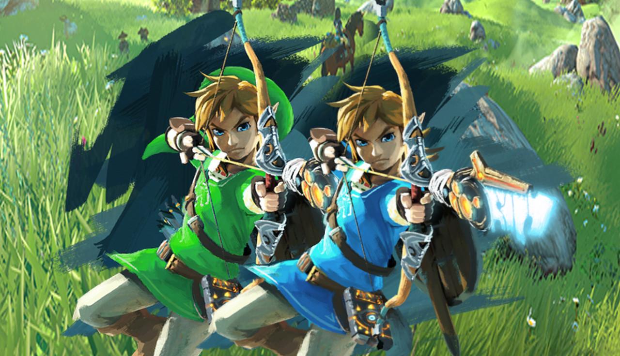 ¿Multijugador en Zelda Wii U/NX? (Vídeo)
