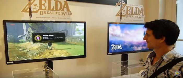 Las rupias también se encontrarán en Zelda: Breath of the Wild