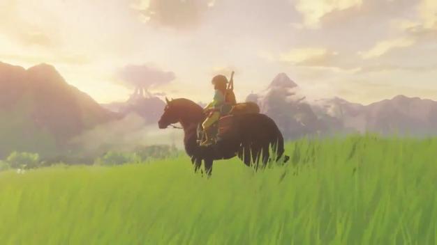 El Mundo Abierto de Zelda Wii U/NX