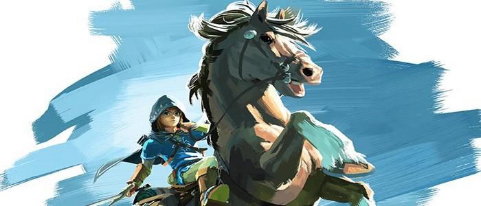 Nuevo artwork de The Legend of Zelda para Wii U y Nintendo NX