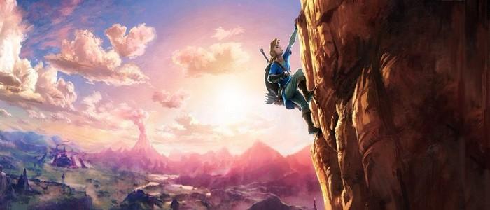 El último Artwork de Zelda U y NX nos lo muestra Amazon