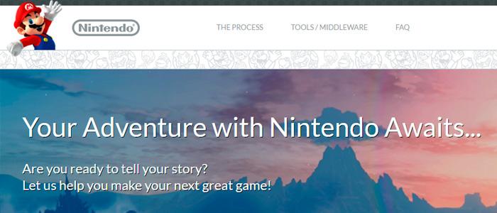 Nintendo ofrece puestos de trabajo