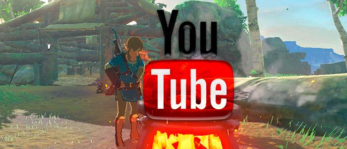 Teorías sobre Breath of the Wild en Youtube