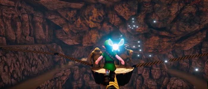 Ciudad Goron en Unreal Engine 4