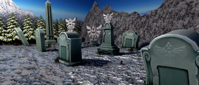 The Legend of Zelda Project 3D sigue adelante