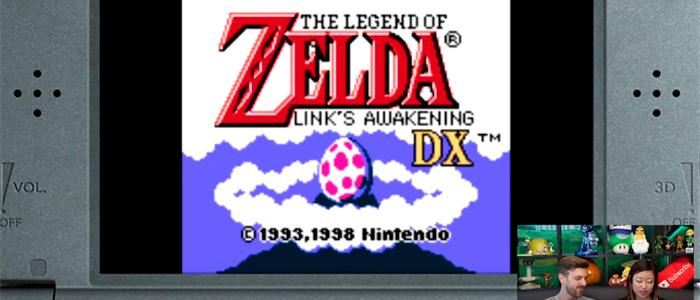 Link's Awakening DX en Nintendo Minute