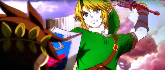 ¿Y si The Legend of Zelda tuviese un Anime?
