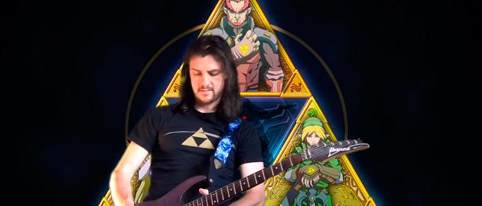 Zelda Metal Medley: un tributo rockero a la saga