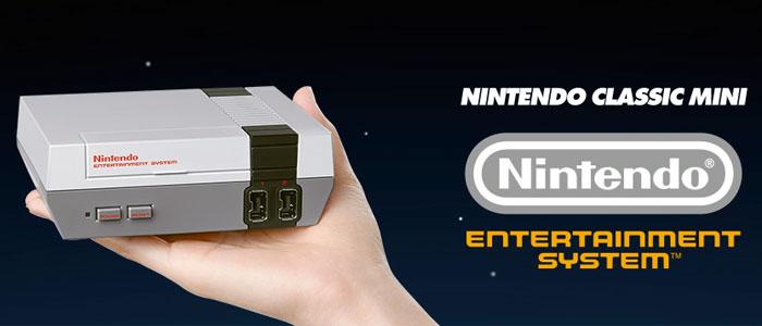 Vuelve NES Mini en junio