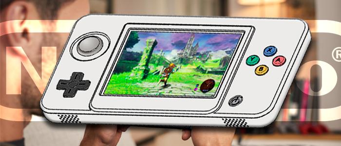 Nueva patente de Nintendo: ¿NX portátil?