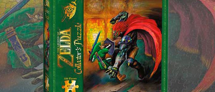 Nuevo puzzle de Ocarina of Time