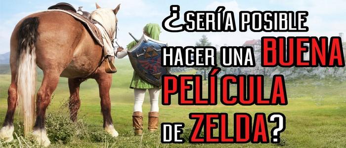 VÍDEO – ¿Sería posible hacer una buena película de The Legend of Zelda?