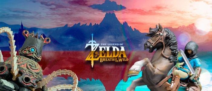 ¿Dos mundos para Breath of the Wild?