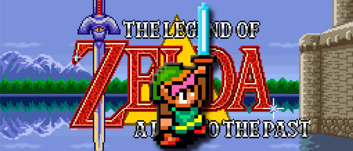 A Link to the Past Randomizer