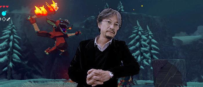 Eiji Aonuma habla de la noche en Breath of the Wild