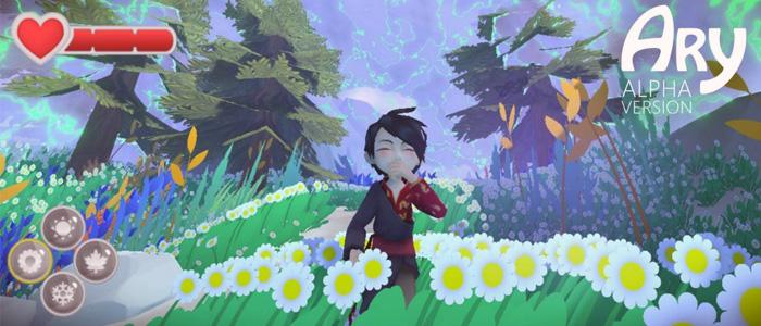 Ary, un juego Indie inspirado en Zelda