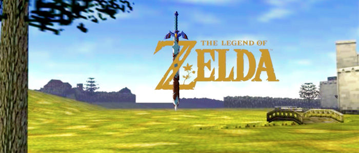 Tráiler de Breath of the Wild hecho con Ocarina of Time