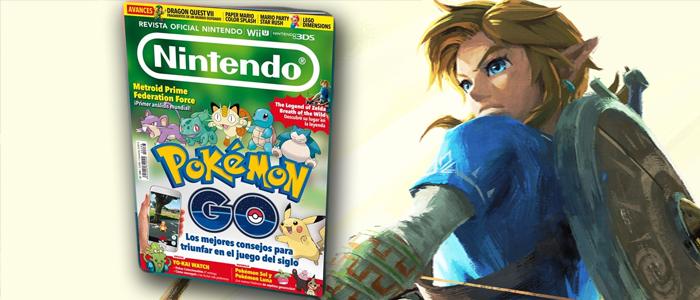 La Revista Oficial de Nintendo habla sobre Breath of the Wild