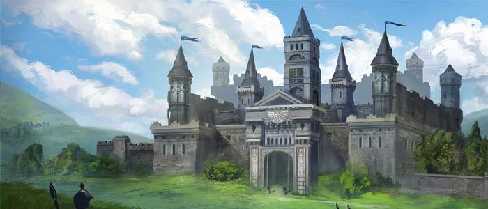 Interesante teoría sobre la construcción del Castillo de Hyrule